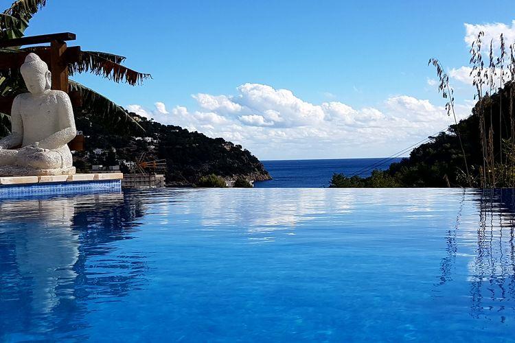 Villa met zwembad met wifi  San Vicente,  san Juan  Can Sans
