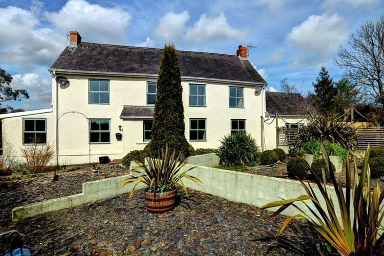 Holiday house The Farm House (2084611), Haverfordwest, West Wales, Wales, United Kingdom, picture 1