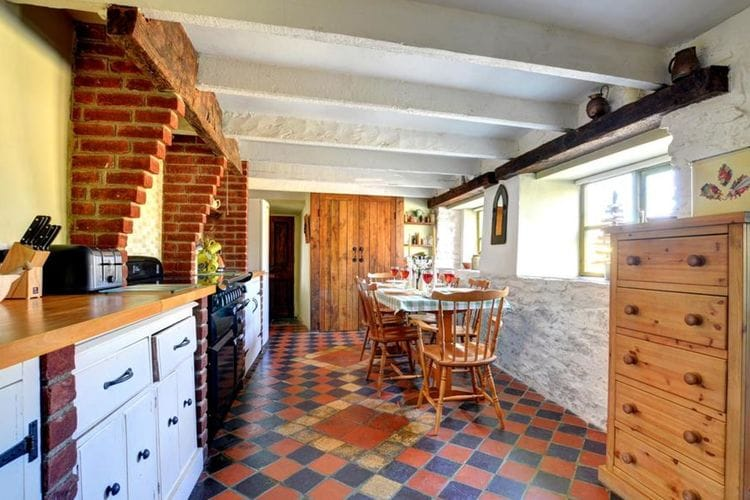 Holiday house The Farm House (2084611), Haverfordwest, West Wales, Wales, United Kingdom, picture 17