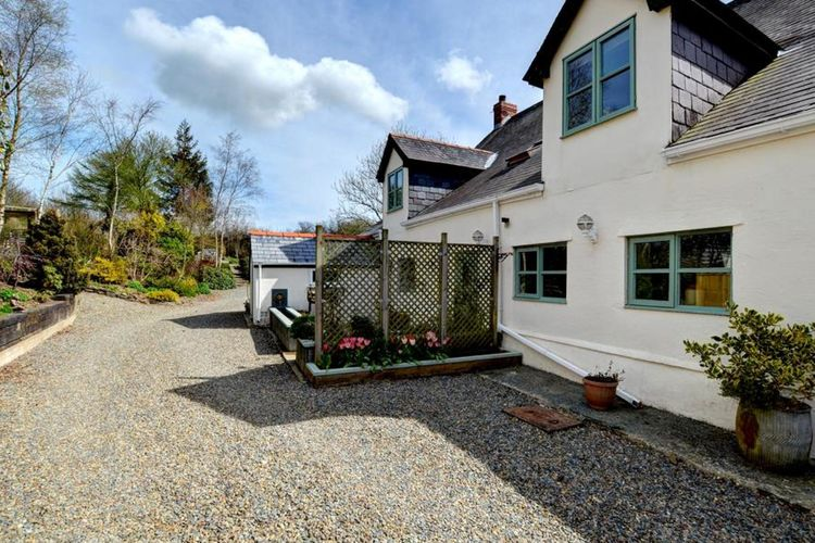 Holiday house The Farm House (2084611), Haverfordwest, West Wales, Wales, United Kingdom, picture 19