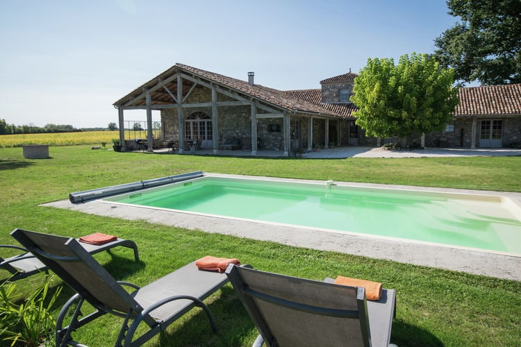 Vakantiehuizen Fargues-sur-Ourbise te huur Fargues-sur-Ourbise- FR-00009-73 met zwembad  met wifi te huur