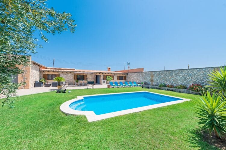Vakantiehuizen Sa-Pobla-Illes-Balears te huur Sa-Pobla,-Illes-Balears- ES-00009-26 met zwembad  met wifi te huur