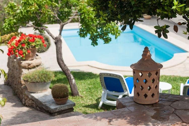 Vakantiewoning Spanje, Mallorca, Buger, Illes Balears Villa ES-00009-82