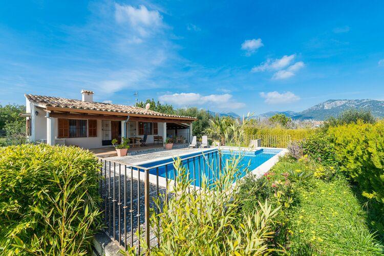 Vakantiehuizen Moscari-selva-Illes-Balears te huur Moscari-(selva),-Illes-Balears- ES-00010-87 met zwembad  met wifi te huur