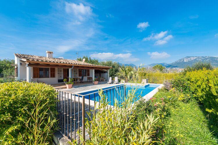 Vakantiehuizen Spanje | Mallorca | Vakantiehuis te huur in Moscari-Selva-Illes-Balears met zwembad  met wifi 2 personen