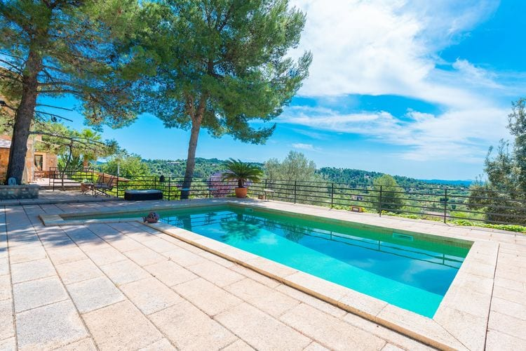 Vakantiehuizen Alaro-Illes-Balears te huur Alaro,-Illes-Balears- ES-00013-23 met zwembad  met wifi te huur