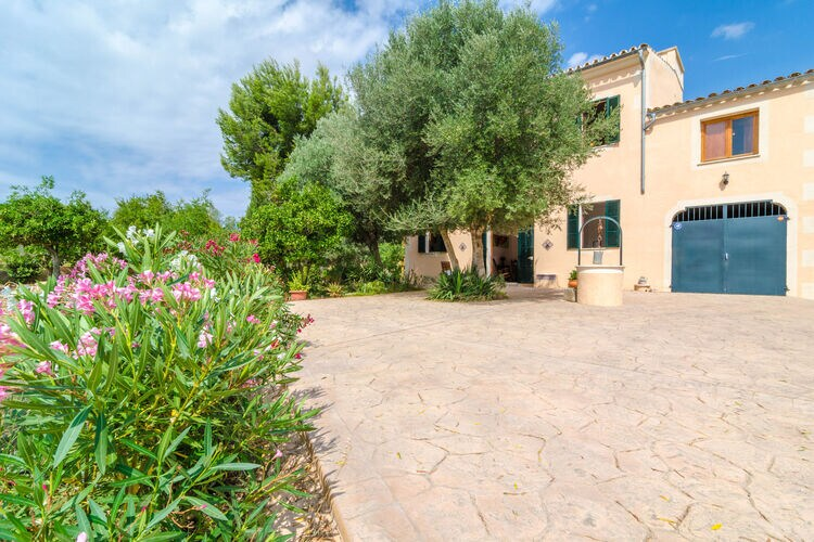 Vakantiehuizen Porreres-Illes-Balears te huur Porreres,-Illes-Balears- ES-00013-54 met zwembad  met wifi te huur