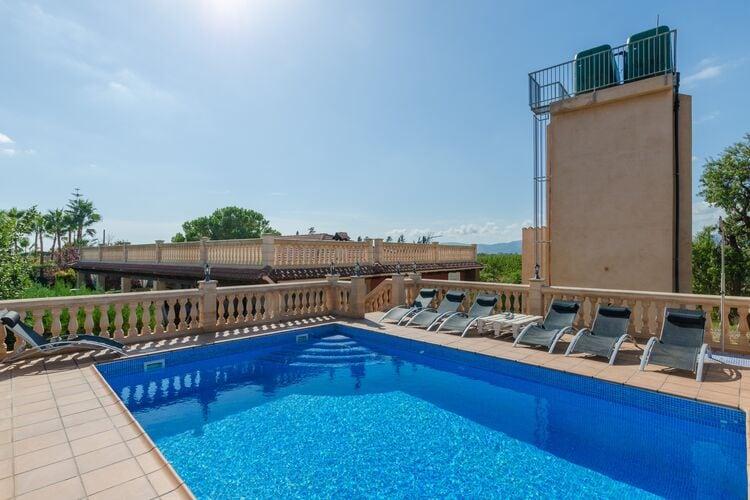 vakantiehuis Spanje, Mallorca, Marratxí, Illes Balears vakantiehuis ES-00013-79