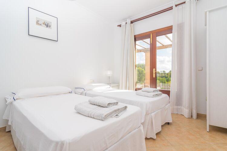 Vakantiehuizen Spanje | Mallorca | Villa te huur in Vilafranca-De-Bonany-Illes-Balears met zwembad  met wifi 6 personen