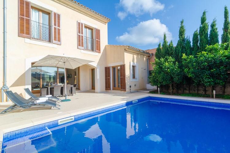 Villa Spanje, Mallorca, Son Carrió, Illes Balears Villa ES-00014-18