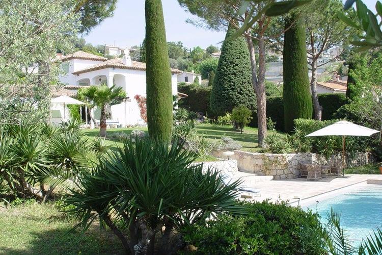 Villa met zwembad met wifi  Mougins  La Salamandre