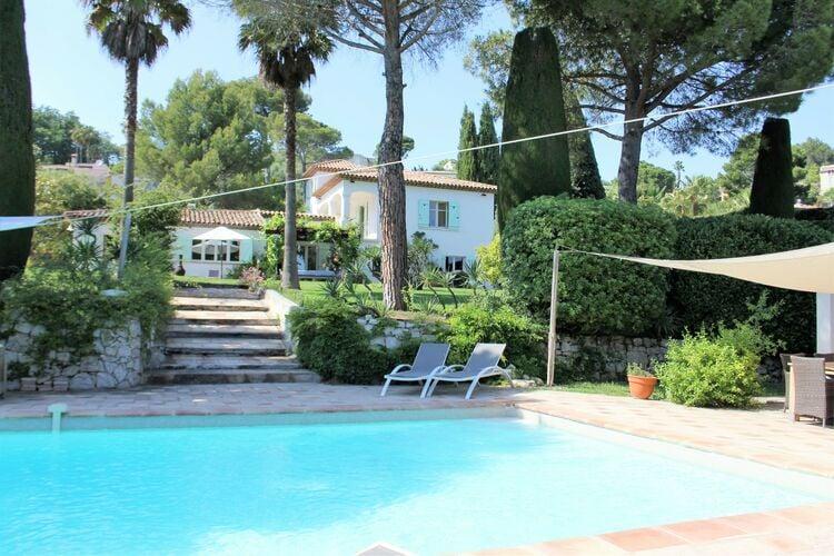Vakantiehuizen Frankrijk | Provence-alpes-cote-d-azur | Villa te huur in Mougins met zwembad  met wifi 10 personen