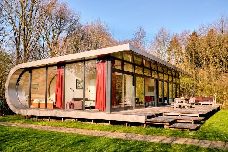 Bungalows Nederland | Friesland | Bungalow te huur in Noordwolde   met wifi 6 personen