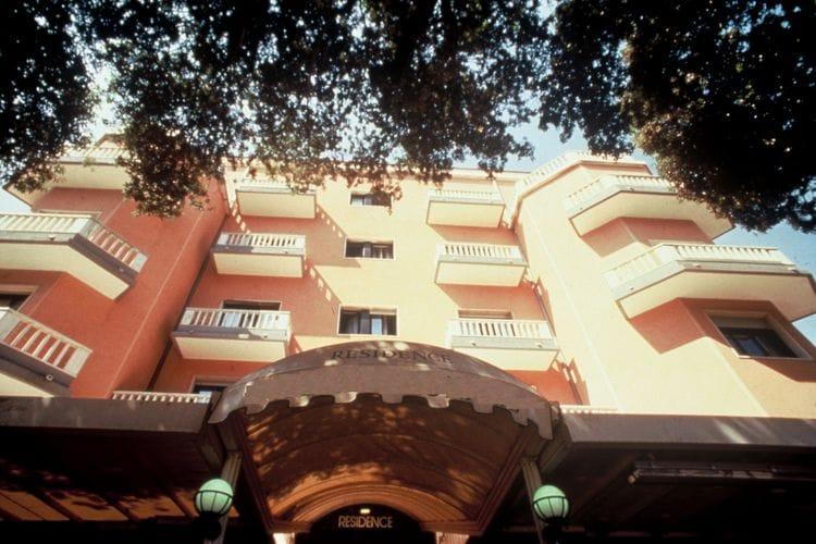 Appartement huren in Rimini -   met wifi  voor 4 personen  De residence ligt op slechts 50 me..