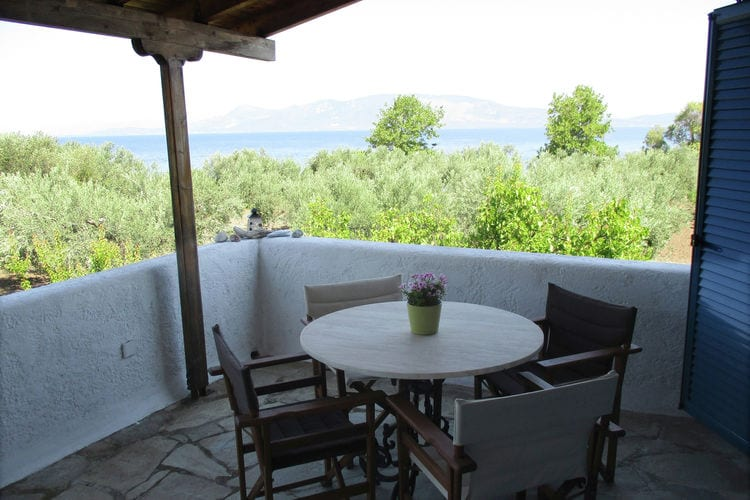 Holiday house Country house with private beach / Upper floor (2099546), Arkitsa, , Central Greece, Greece, picture 17