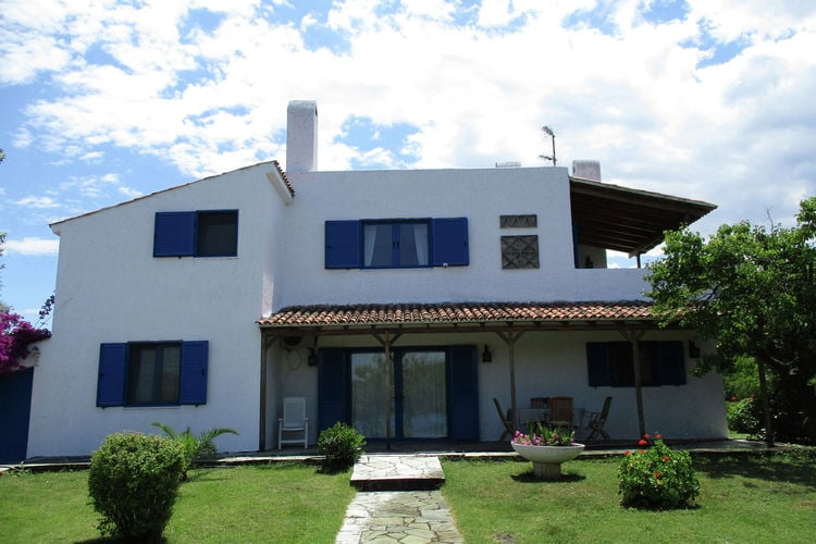 Holiday house Country house with private beach / Upper floor (2099546), Arkitsa, , Central Greece, Greece, picture 3
