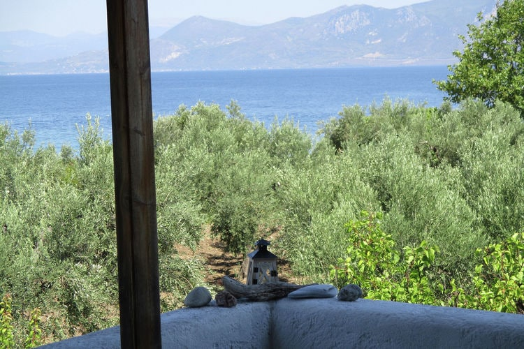 Holiday house Country house with private beach / Upper floor (2099546), Arkitsa, , Central Greece, Greece, picture 25
