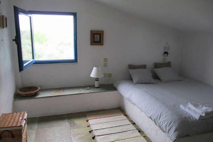 Holiday house Country house with private beach / Upper floor (2099546), Arkitsa, , Central Greece, Greece, picture 12