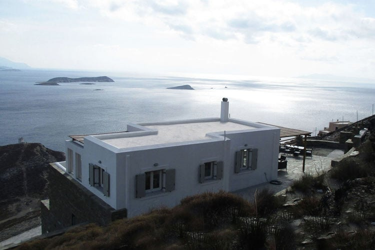 Vakantiehuizen Griekenland | Attiki | Villa te huur in Gavrio-Port-Andros-Island   met wifi 6 personen