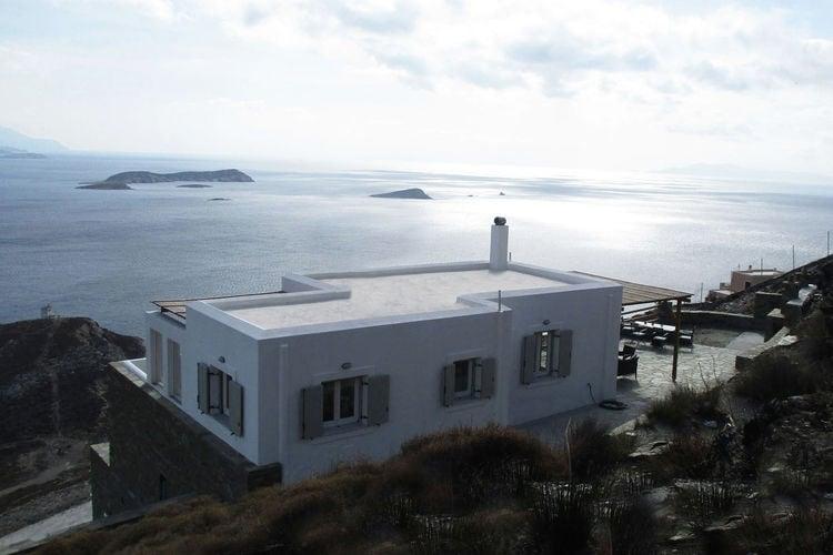 Griekenland | Attiki | Villa te huur in Gavrio-Port-Andros-Island   met wifi 6 personen