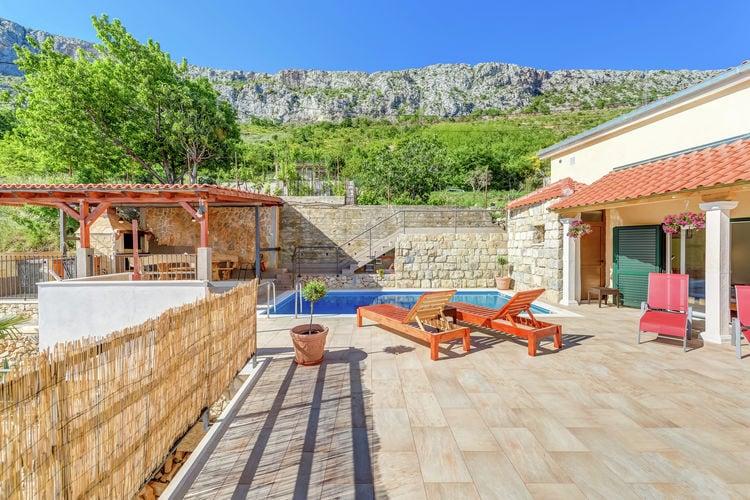 Villa Kroatië, Dalmatie, Solin Villa HR-00003-47