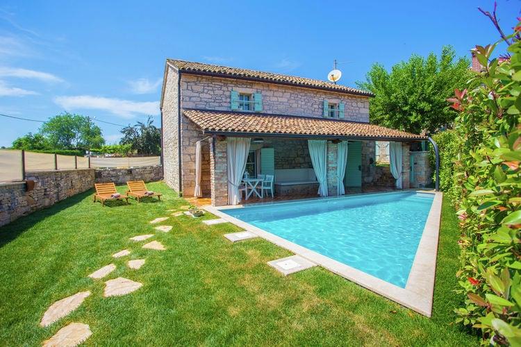Villa Kroatië, Istrie, Orbani Villa HR-52448-43