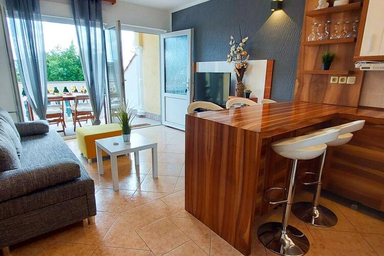 Vakantiehuizen Kroatie | Kvarner | Vakantiehuis te huur in Crikvenica   met wifi 4 personen