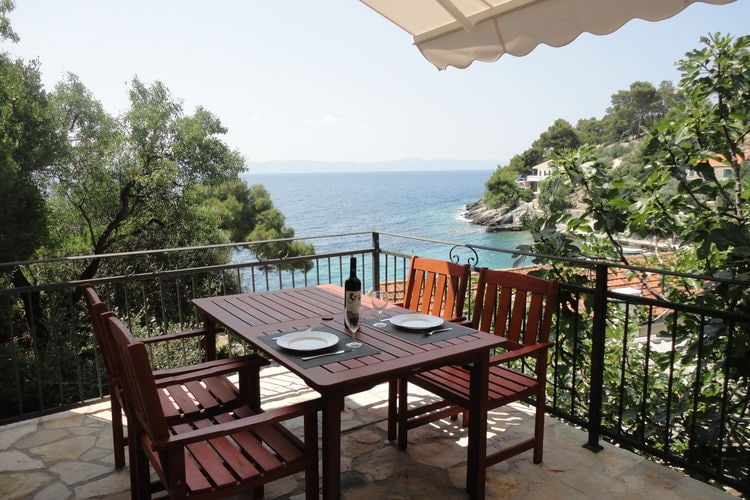 Appartement  met wifi  Gdinj - Island Hvar  Studio Apartment Paradise 1