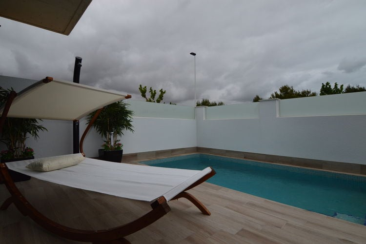 vakantiehuis Spanje, Costa Calida, San Pedro del Pinetar vakantiehuis ES-00020-27