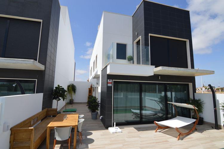 Vakantiehuizen Costa Calida te huur San-Pedro-del-Pinetar- ES-00020-27 met zwembad nabij Strand met wifi te huur