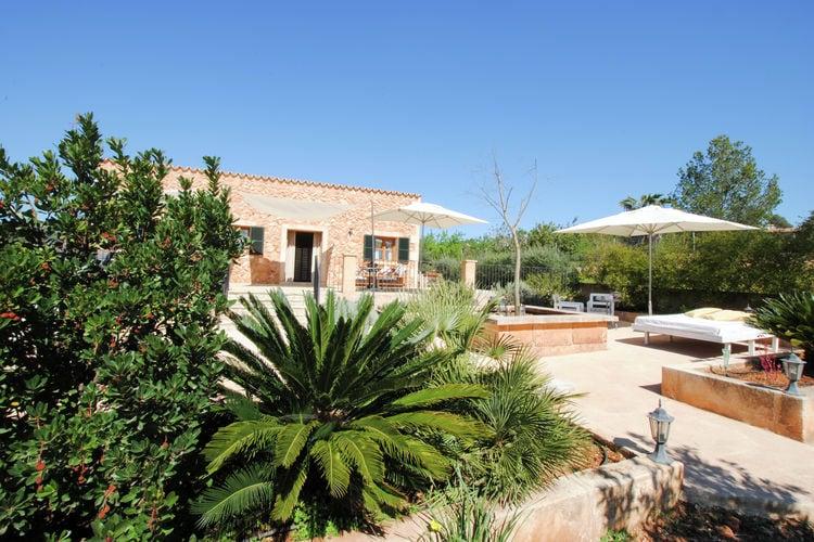 Vakantiehuizen Spanje | Mallorca | Vakantiehuis te huur in Santa-Maria-del-Cami   met wifi 2 personen
