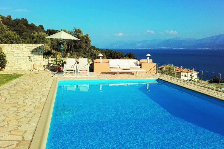 Holiday house Villa Daphne (2100282), Marathias, , Central Greece, Greece, picture 6