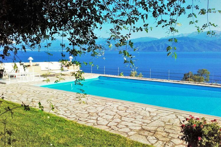 Holiday house Villa Daphne (2100282), Marathias, , Central Greece, Greece, picture 29