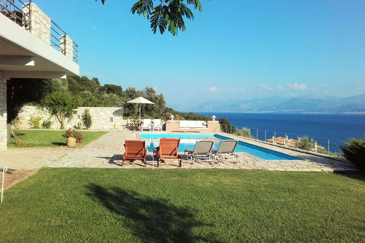Holiday house Villa Daphne (2100282), Marathias, , Central Greece, Greece, picture 30