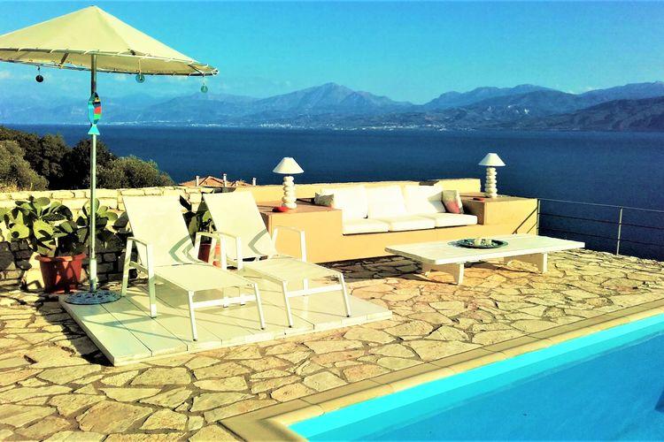 Holiday house Villa Daphne (2100282), Marathias, , Central Greece, Greece, picture 35