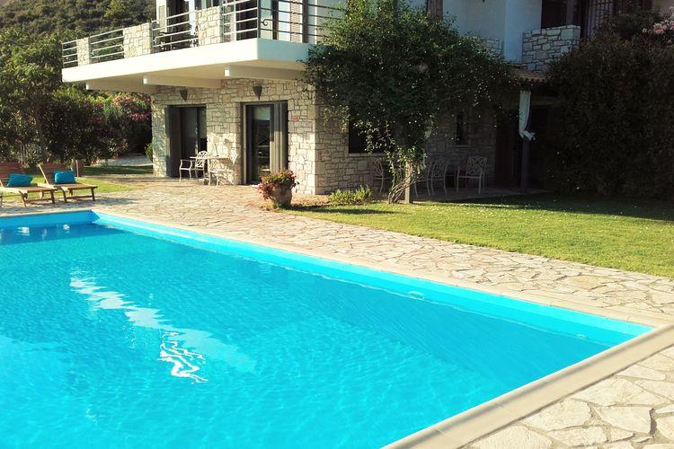 Holiday house Villa Daphne (2100282), Marathias, , Central Greece, Greece, picture 5