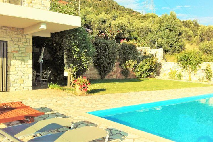 Holiday house Villa Daphne (2100282), Marathias, , Central Greece, Greece, picture 23