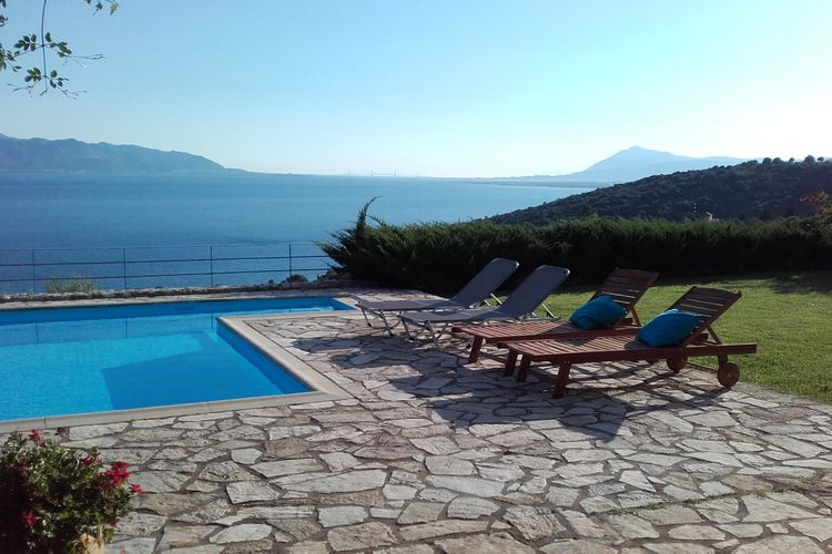 Holiday house Villa Daphne (2100282), Marathias, , Central Greece, Greece, picture 10