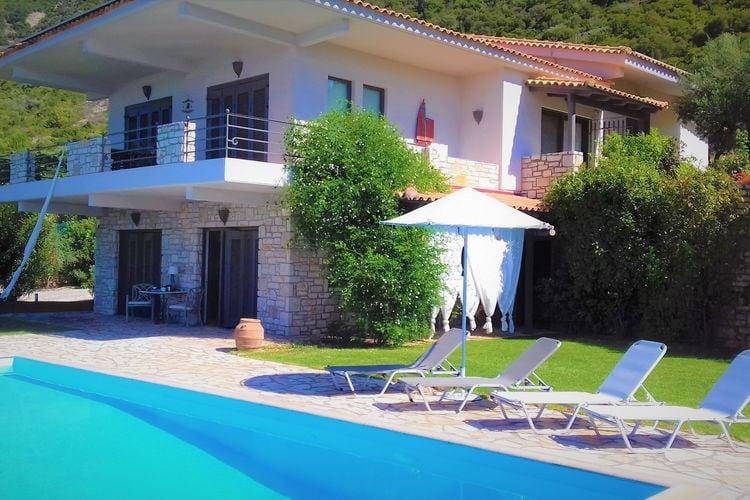 Vakantiehuizen Griekenland | Centraal-Griekenland | Vakantiehuis te huur in Skaloma met zwembad  met wifi 20 personen
