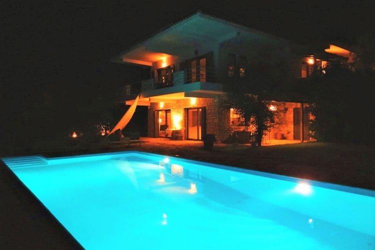 vakantiehuis Griekenland, Centraal Griekenland, Skaloma vakantiehuis GR-33056-01