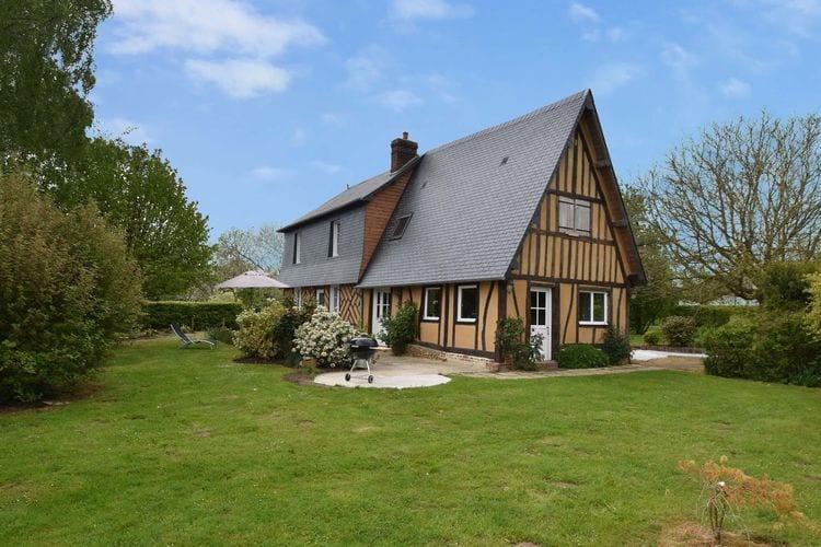Frankrijk | Normandie | Vakantiehuis te huur in Fumichon   met wifi 6 personen