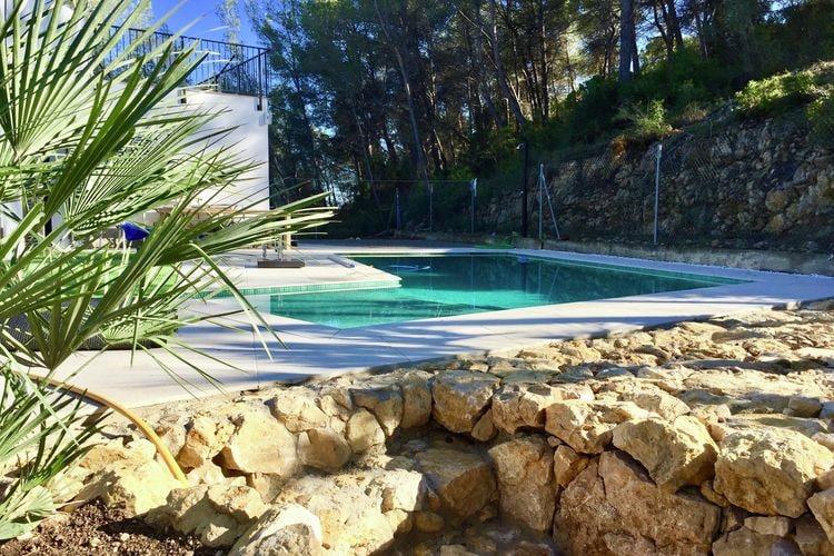 Villa Spanje, Costa de Barcelona, Olivella Villa ES-00020-43