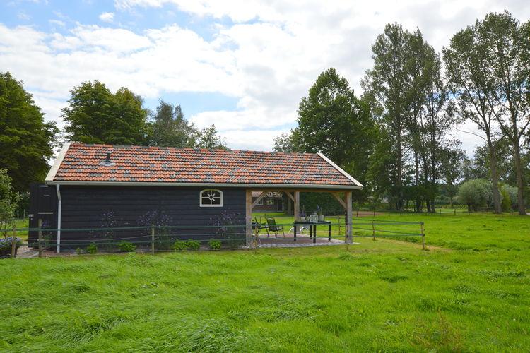 vakantiehuis Nederland, Noord-Brabant, Biezenmortel vakantiehuis NL-0008-89