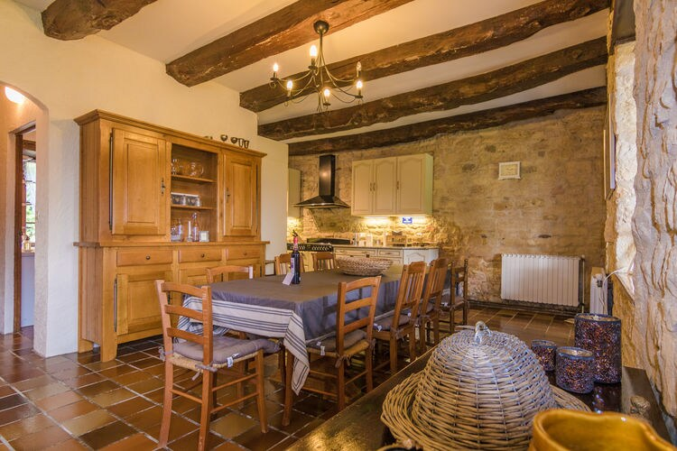 Vakantiewoning Frankrijk, Dordogne, La Chapelle-Saint-Jean Villa FR-00010-18