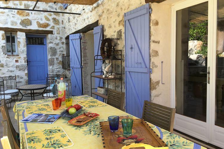 Villa Frankrijk, Provence-alpes cote d azur, Saint-Jeannet Villa FR-00010-19