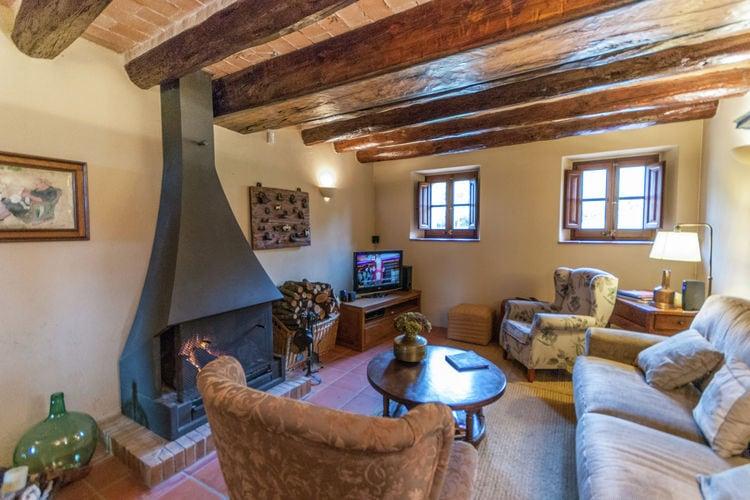 vakantiehuis Spanje, Costa Brava, Romanyà d