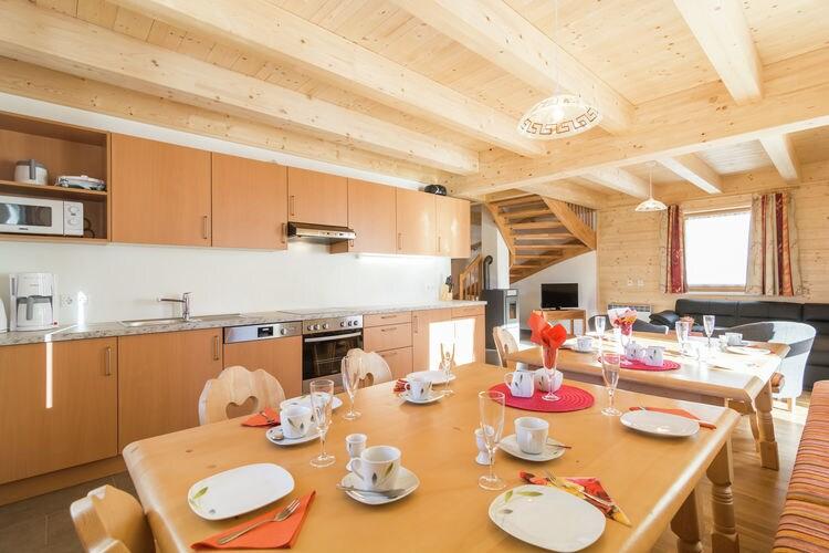 vakantiehuis Oostenrijk, Kaernten, Sankt Gertraud-Weinebene vakantiehuis AT-9413-04
