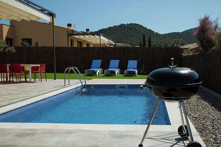 Villa spanje, Costa Brava, Estartit Villa ES-00020-64