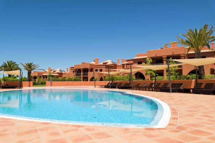 Appartement met zwembad met wifi  AlgarveAmendoeira Golf Resort appartement 4p
