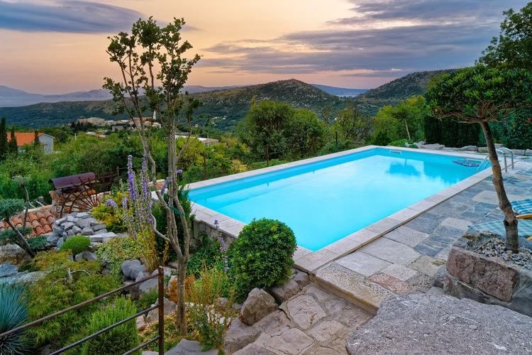 Villa met zwembad met wifi  Bribir  Villa Mirabilis